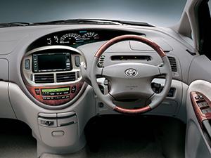 Toyota Estima 5 дв. минивэн Estima