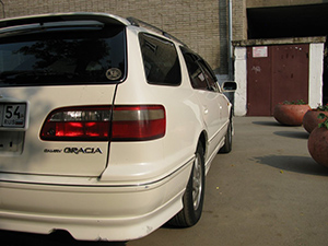 Toyota Camry 5 дв. универсал Gracia