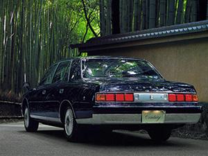 Toyota Century 4 дв. седан (GZG50)
