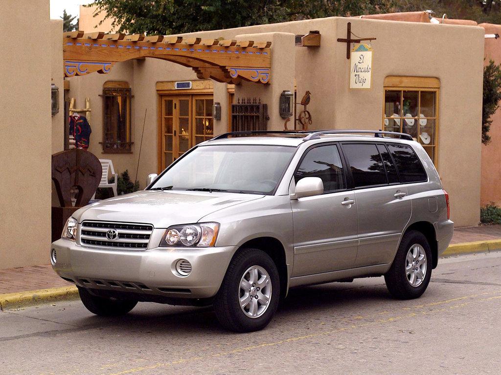 Toyota (Тойота) Highlander 2000-2003 г.