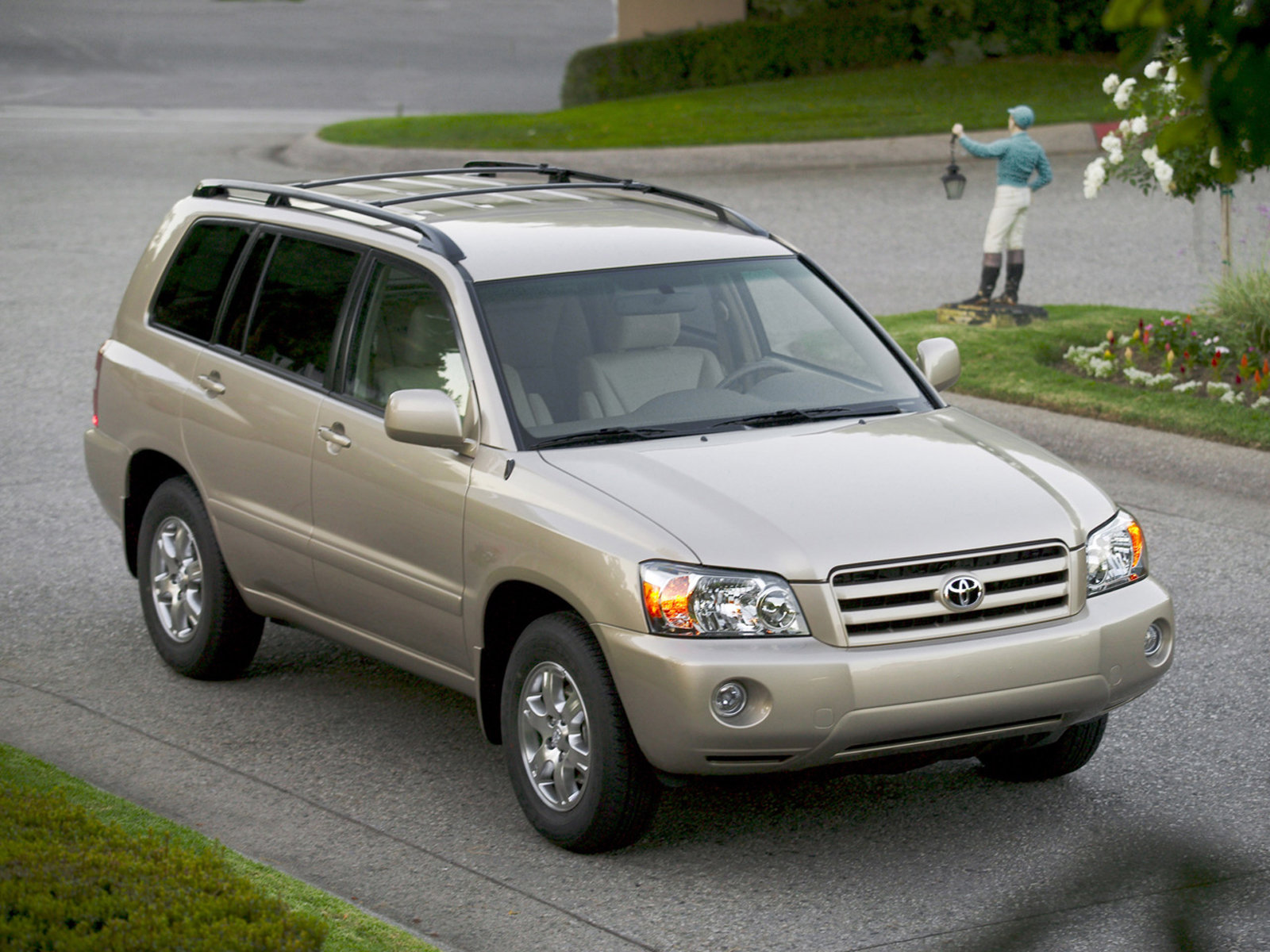 Технические характеристики Toyota Highlander (Тойота ...