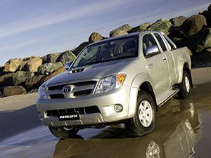 Toyota Hilux 2 дв. пикап Hilux