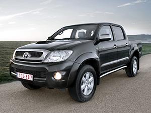 Toyota Hilux 4 дв. пикап Hilux