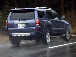 Toyota Hilux Surf 5 дв. внедорожник Hilux Surf