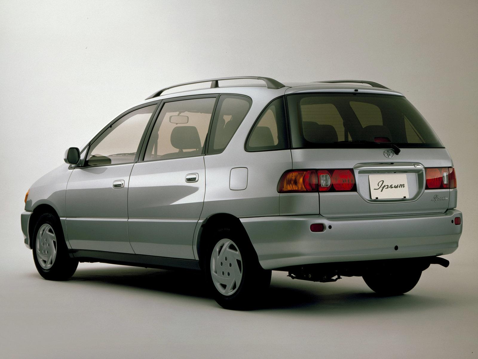 Toyota (Тойота) Ipsum 1996-2001 г.