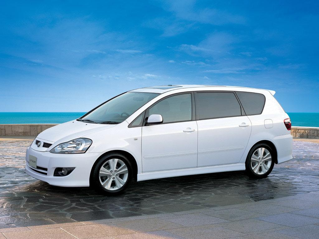 Toyota (Тойота) Ipsum 2001-2003 г.