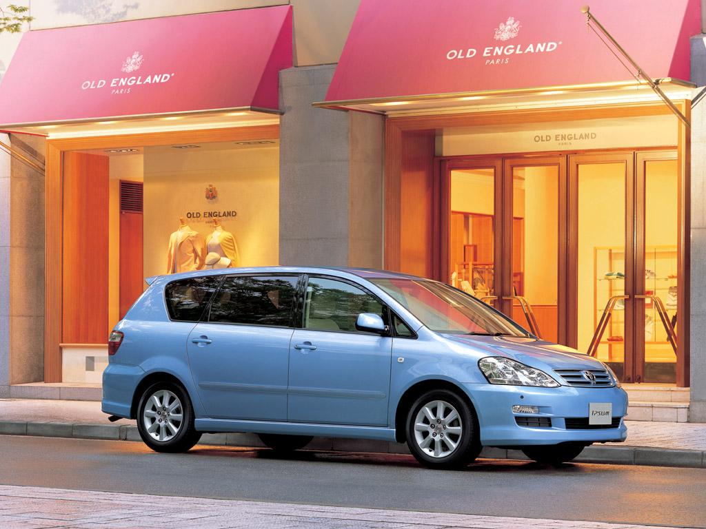 Toyota (Тойота) Ipsum 2003-2009 г.