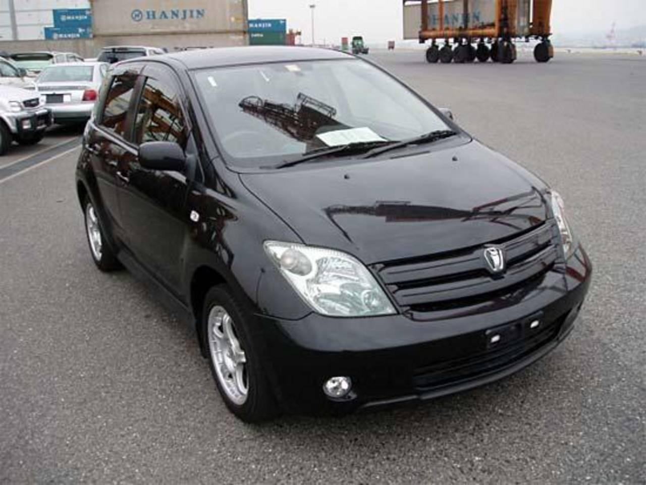 Тойота ист 2010 фото