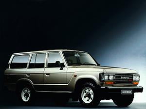 Toyota Land Cruiser 5 дв. внедорожник Land Cruiser