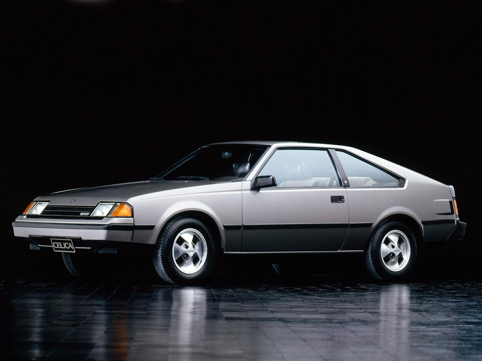 Toyota (Тойота) Celica Liftback 1983-1985 г.