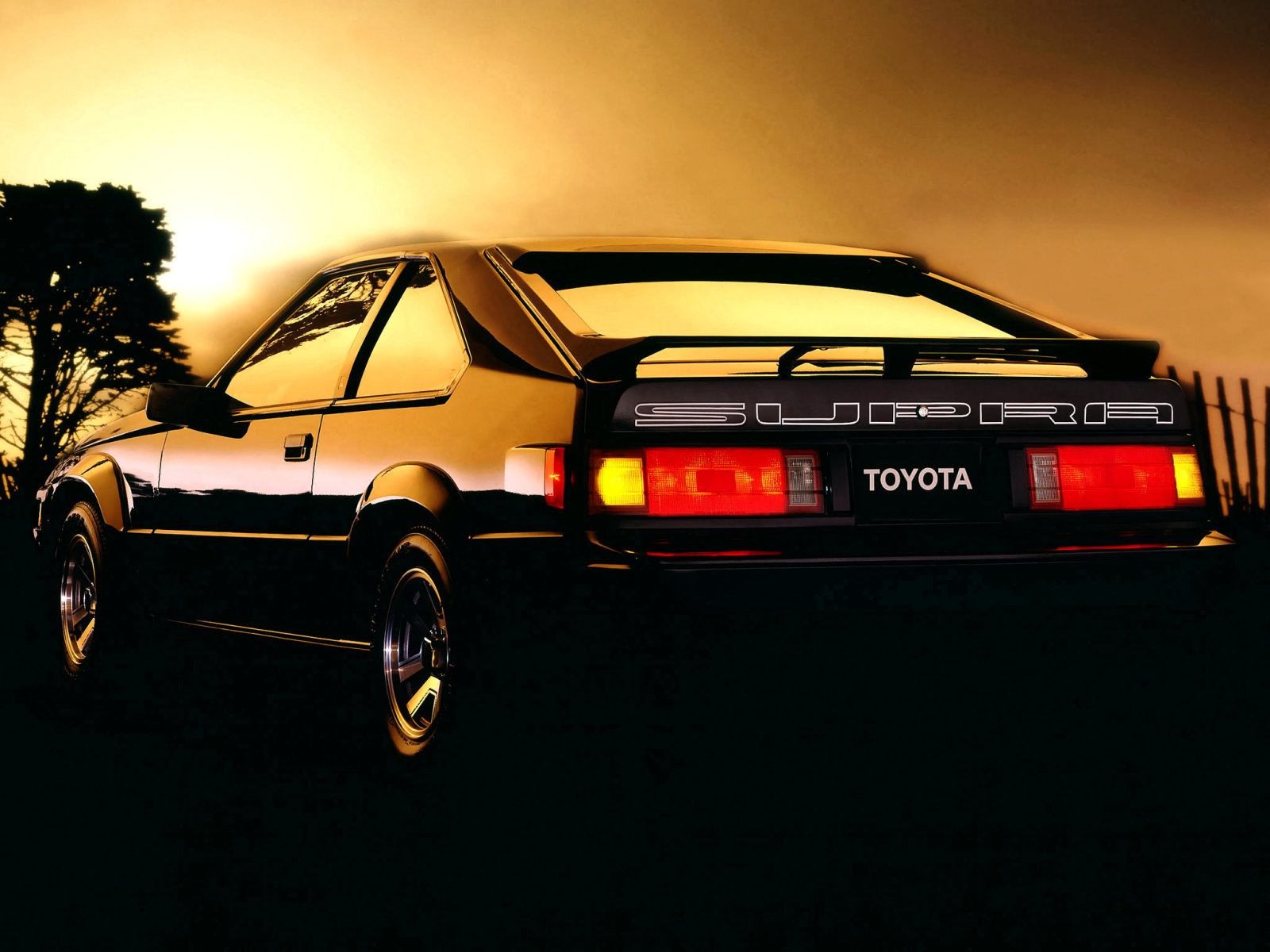 Toyota (Тойота) Celica Liftback 1985-1990 г.