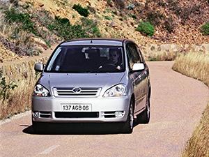 Toyota Avensis Verso 5 дв. минивэн (M20)