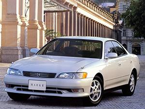 Toyota Mark II 4 дв. седан Mark II