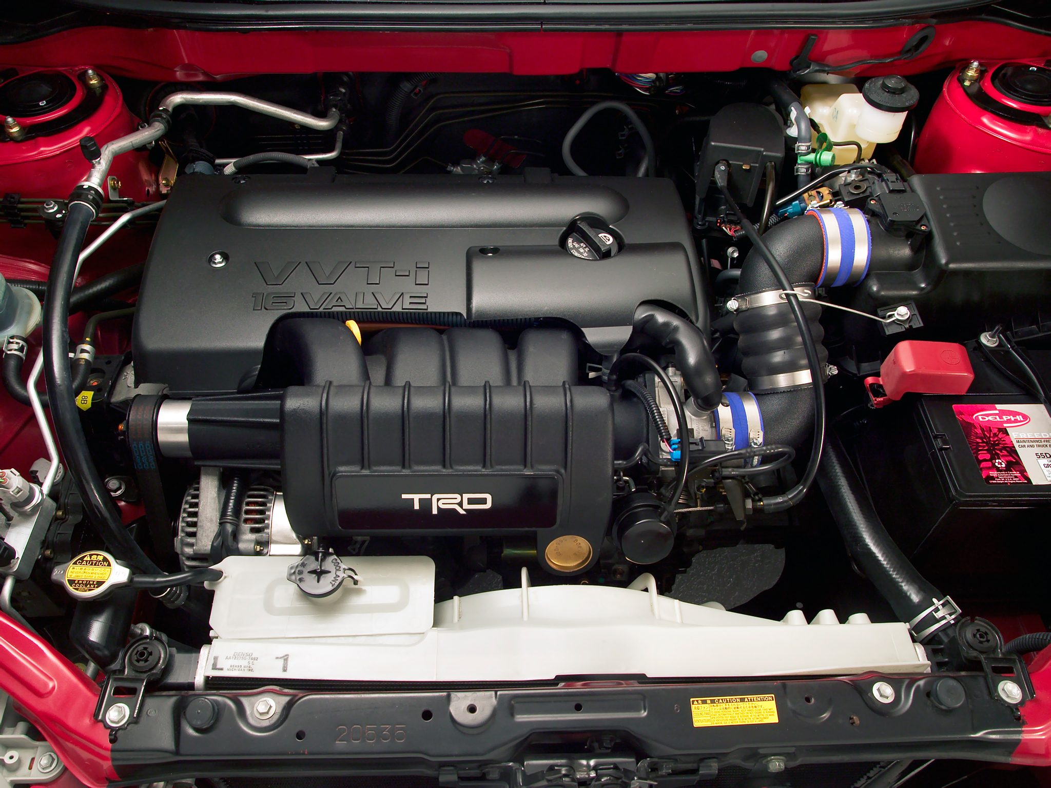 Toyota (Тойота) Matrix 2005-2007 г.