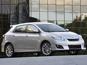 Toyota Matrix 5 дв. внедорожник Matrix