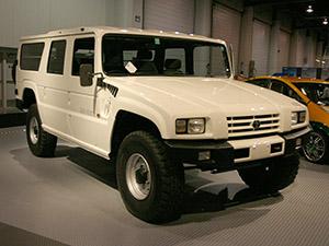 Toyota Mega Cruiser 5 дв. внедорожник Mega Cruiser