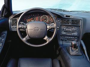 Toyota MR2 2 дв. купе MR2