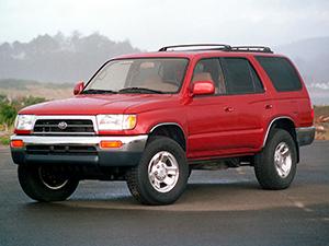 Toyota 4 Runner 5 дв. внедорожник (N18)