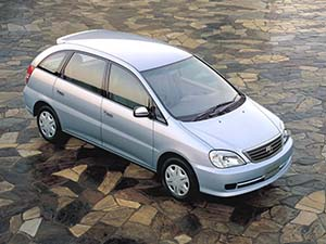 Toyota Nadia 5 дв. минивэн Nadia