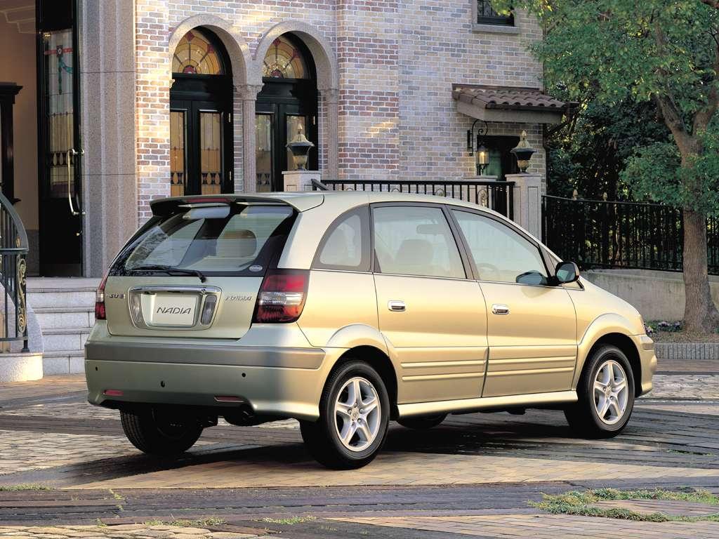 Toyota (Тойота) Nadia 1998-2003 г.