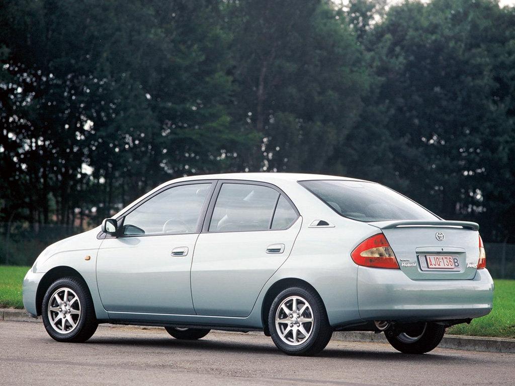 Toyota (Тойота) Prius (NHW11) 2000-2003 г.