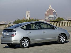 Toyota Prius 5 дв. хэтчбек (NHW20)