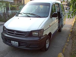 Toyota Town Ace 4 дв. минивэн Noah