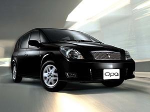 Toyota Opa 5 дв. минивэн Opa