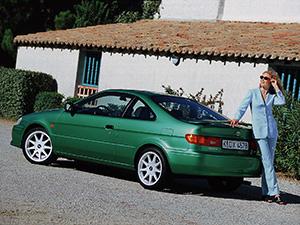 Toyota Paseo 2 дв. купе Paseo