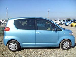 Toyota Porte 3 дв. минивэн Porte