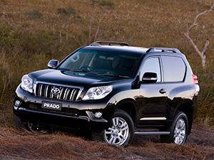 Toyota Land Cruiser Prado 3 дв. внедорожник Land Cruiser Prado
