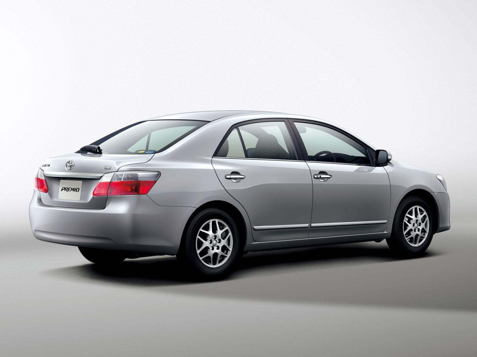 Toyota (Тойота) Premio 2008- г.