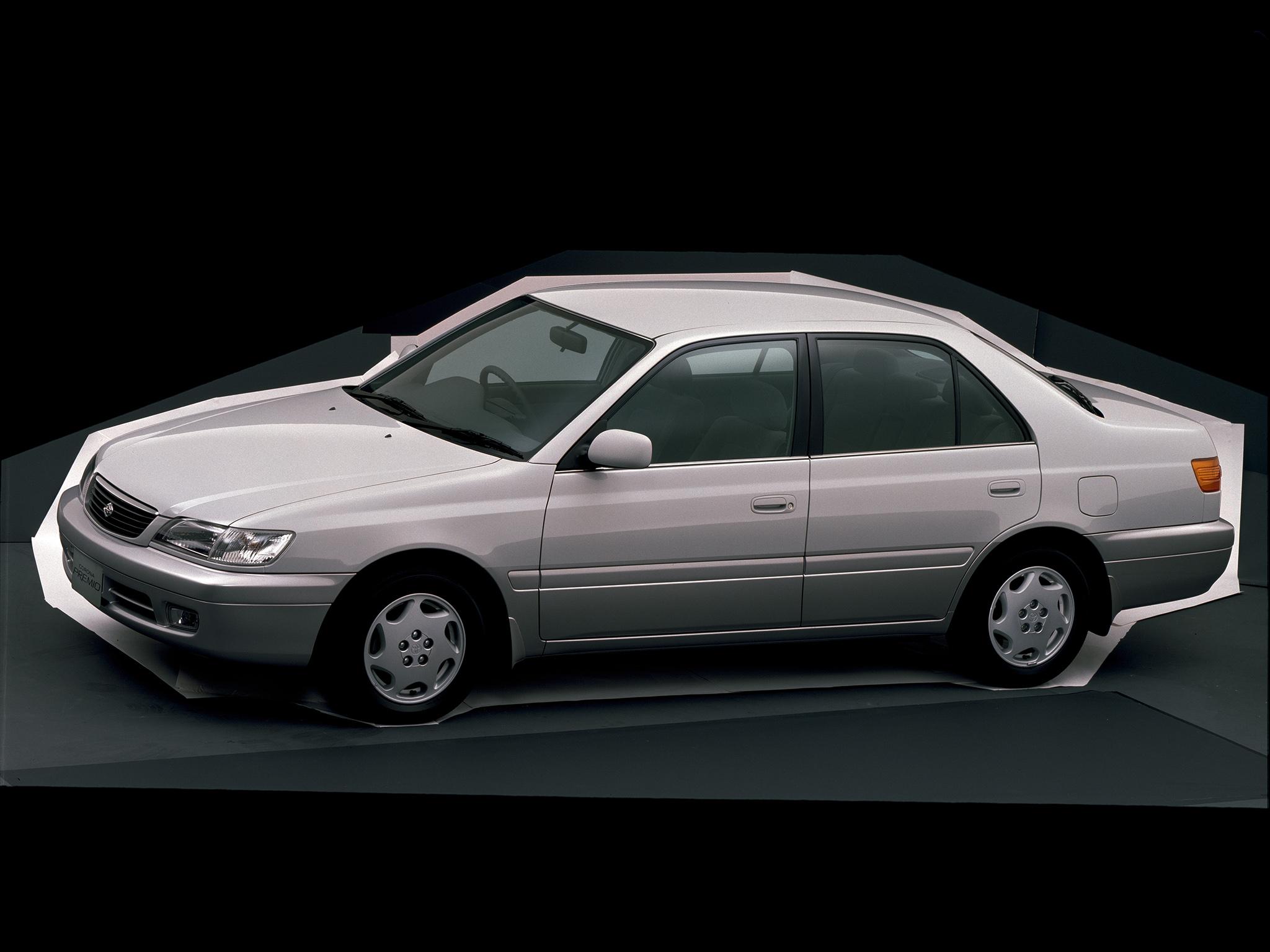 Технические характеристики Toyota Premio / Тойота Премио ...