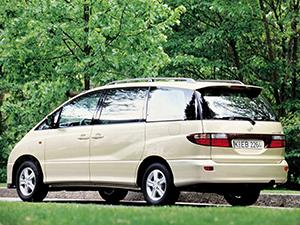 Toyota Previa 5 дв. минивэн Previa