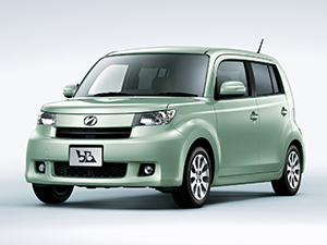 Toyota BB 5 дв. универсал (QNC2)