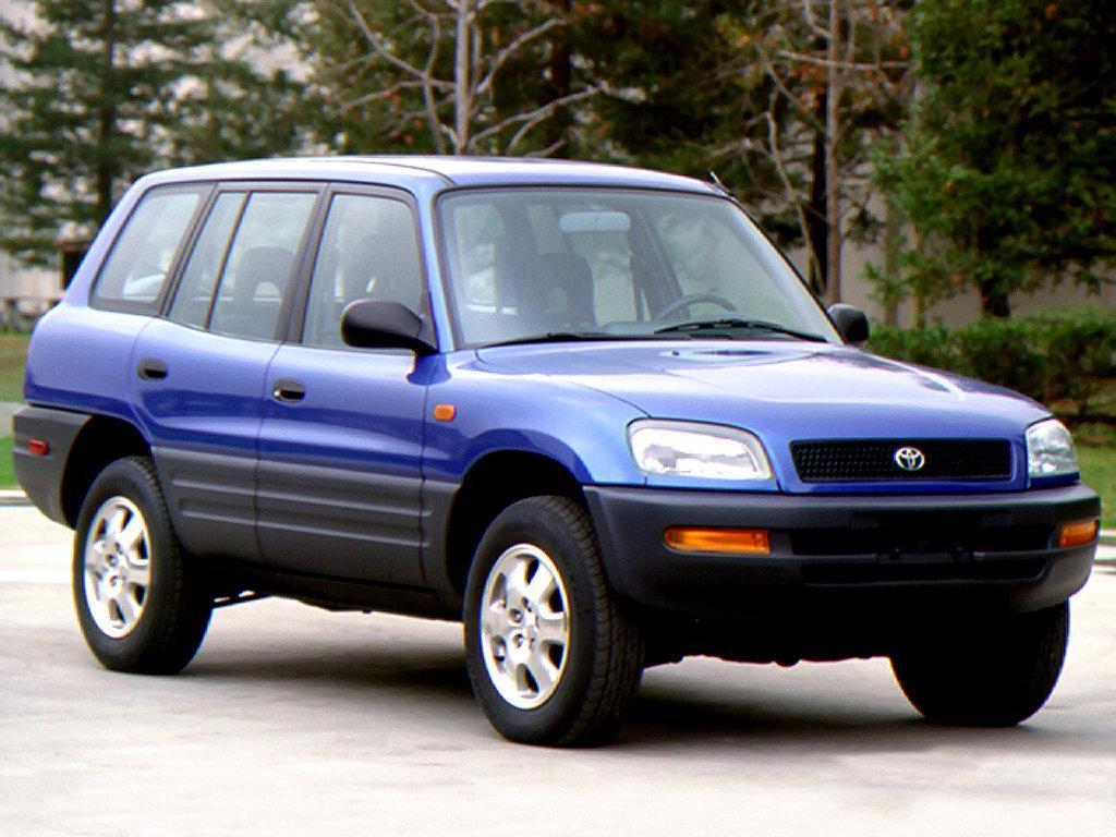 Toyota (Тойота) RAV-4 1994-2000 г. технические характеристики