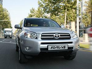 Toyota RAV-4 5 дв. внедорожник RAV-4