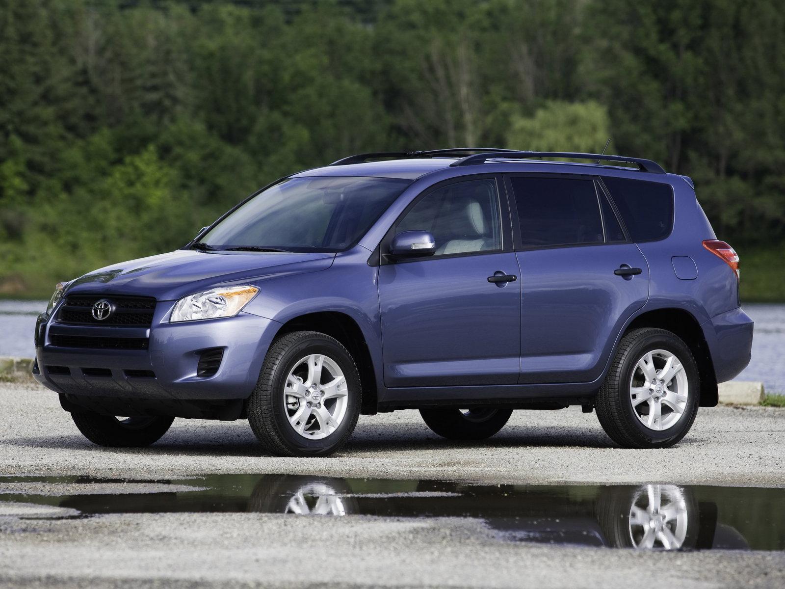 Toyota Rav >> Toyota (Тойота) RAV-4 2009-2010 г. технические характеристики
