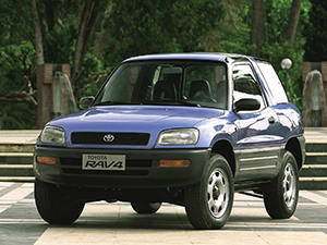Toyota RAV-4 3 дв. внедорожник RAV-4