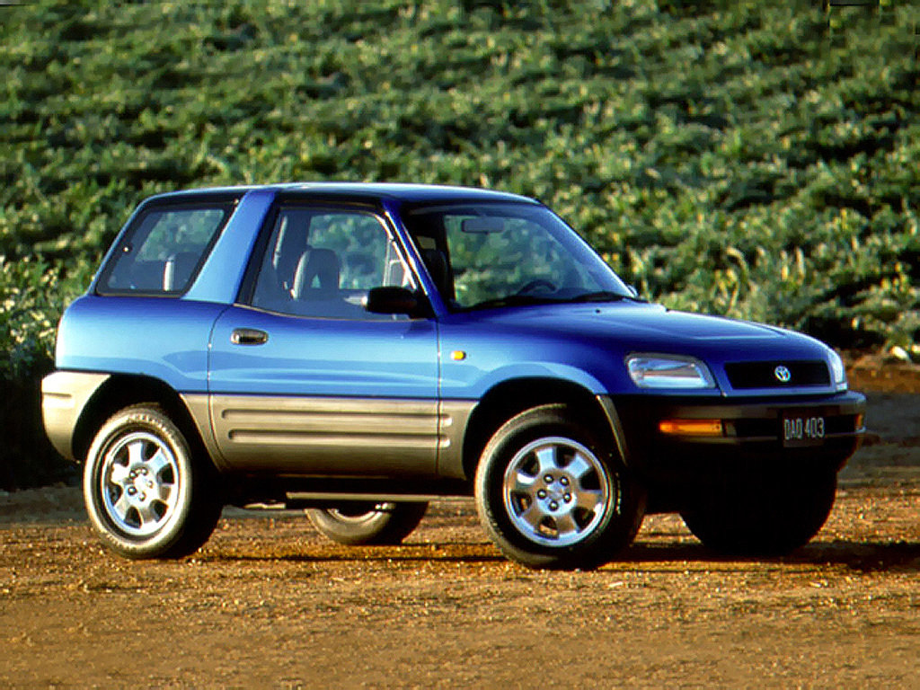 Toyota (Тойота) RAV-4 1994-2000 г.
