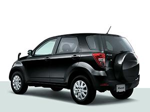 Toyota Rush 5 дв. внедорожник Rush
