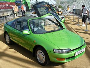 Toyota Sera 2 дв. купе Sera