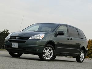 Toyota Sienna 5 дв. минивэн Sienna