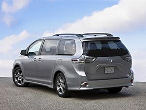 Toyota Sienna 4 дв. минивэн Sienna