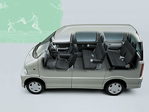 Toyota Sparky 5 дв. минивэн Sparky