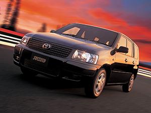 Toyota Succeed 5 дв. универсал Succeed