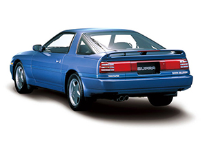 Toyota Supra 3 дв. купе Supra
