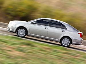 Toyota Avensis 5 дв. хэтчбек (T25)