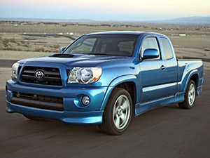 Toyota Tacoma 2 дв. пикап Tacoma