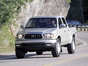 Toyota Tacoma 4 дв. пикап Tacoma
